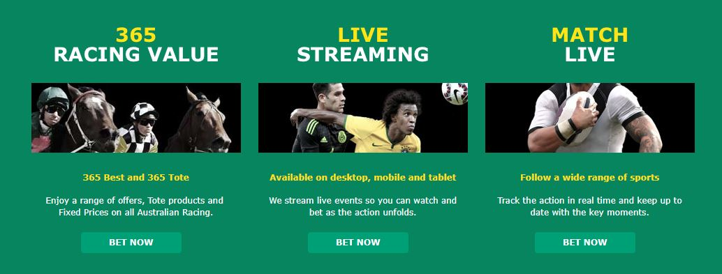 bet365 promotions and special bonuses